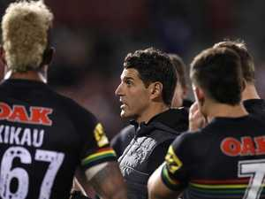 Barrett's personal pain a lesson for Panthers