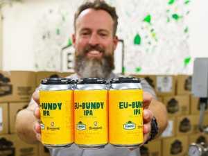 Rum-believable: Coast brewery partnership is a winner