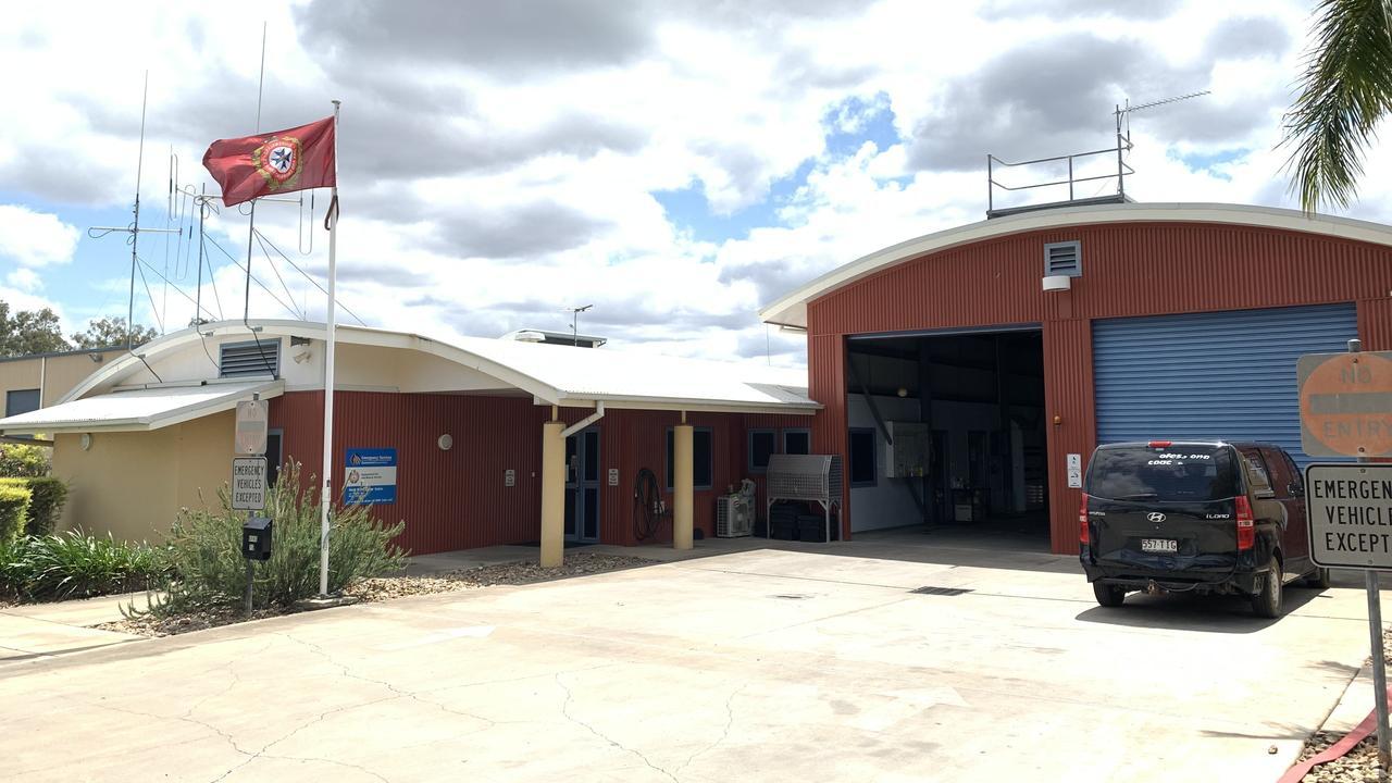 The existing North Rockhampton Ambulance Station.