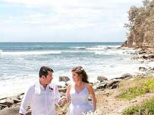 Sunshine Coast's top wedding photographer