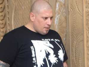 Drugged up and bleeding: Man runs amok in unit complex