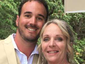 Grieving mother's hotel quarantine despair