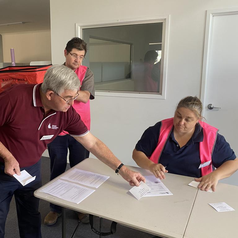 The ballot draw for Gympie's seat in the 2020 Queensland Election was determined on Sunday, October 11.