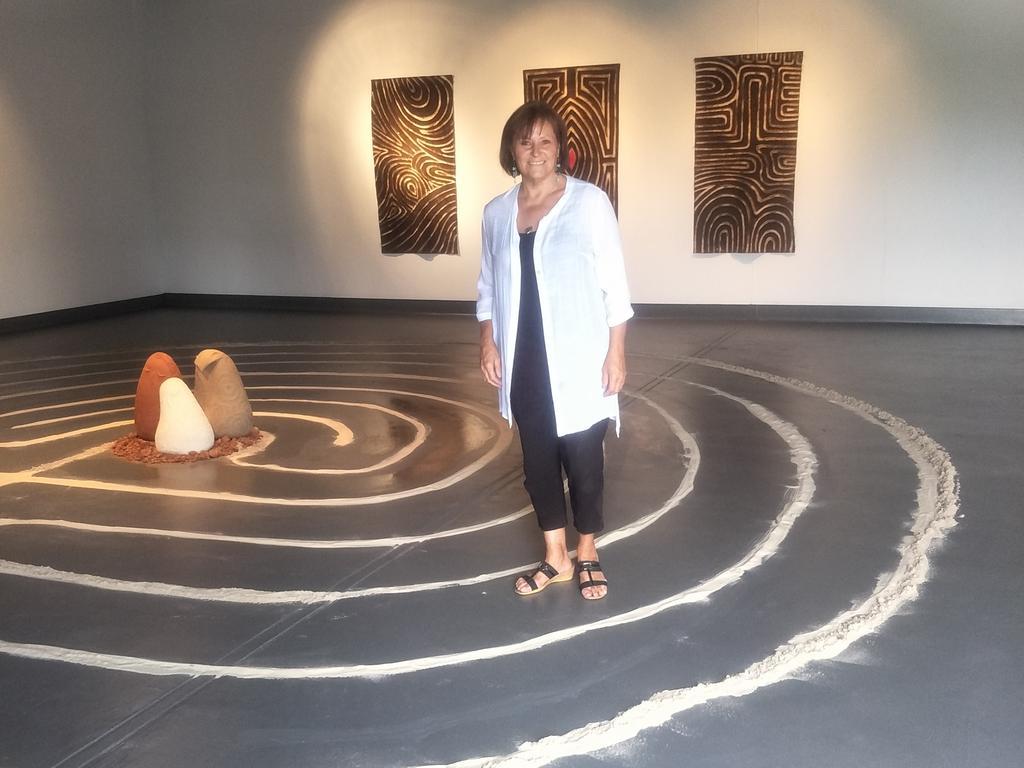 Debbie Taylor Worley, 'Beyond Gavrinis', 2018.