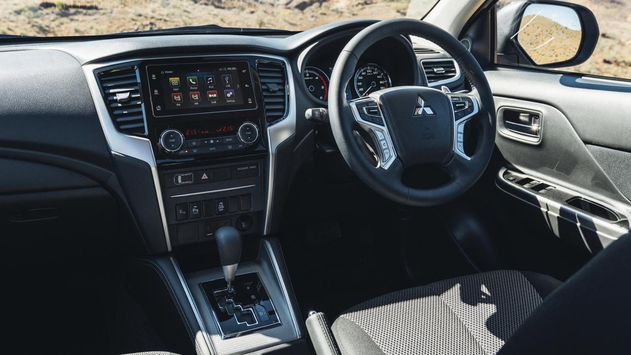 Deals on the Mitsubishi Triton GLS currently start from $46,290 drive-away with an automatic transmission.