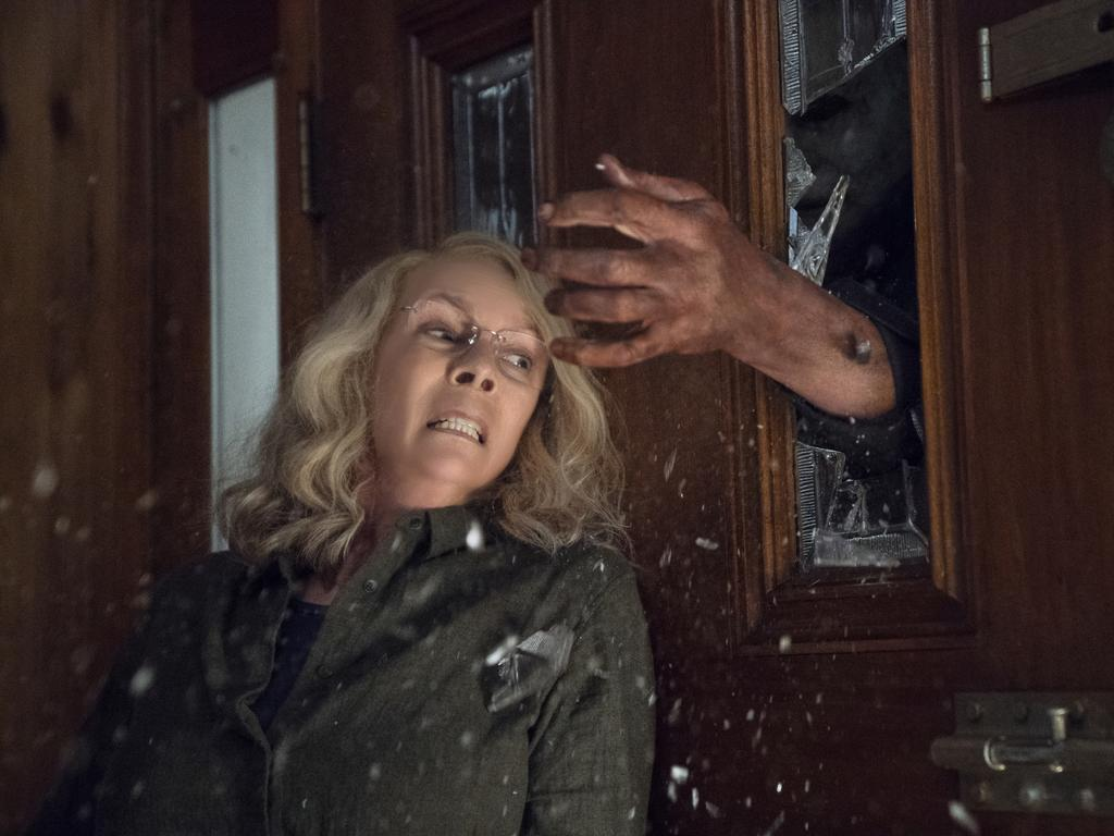 Jamie Lee Curtis stars in Halloween. Picture: Universal Pictures