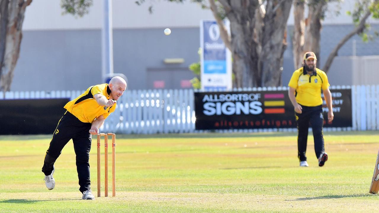 Caloundra skipper Wally Wright. Picture: John McCutcheon / Sunshine Coast Daily