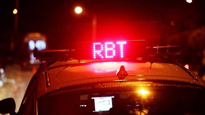 Woman who failed to stop for RBT almost hit a cop