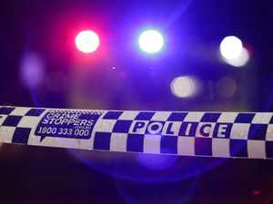 Man allegedly wounded in Mount Morgan