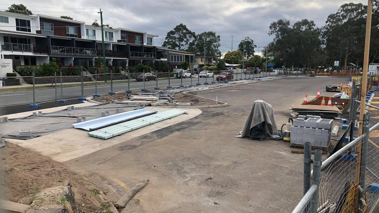 Upgrades to the Cod Hole Boat Ramp along Bradman Ave in Maroochydore will remove a total of 10 car parks.