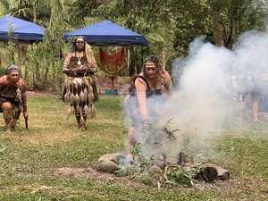 WATCH: Smoke ceremony connects community with culture