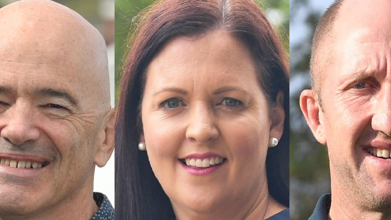 Twelve have slipped off the list of Gympie's Most Influential this year.