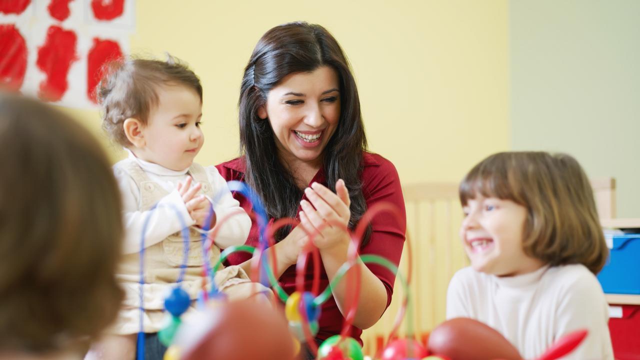 QST Childcare advertising feature - generic