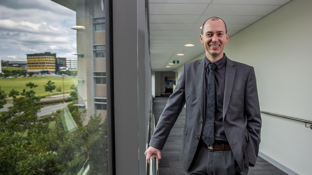 University of Southern Queensland Pro Vice-Chancellor (Students) Professor Josh Pienaar.