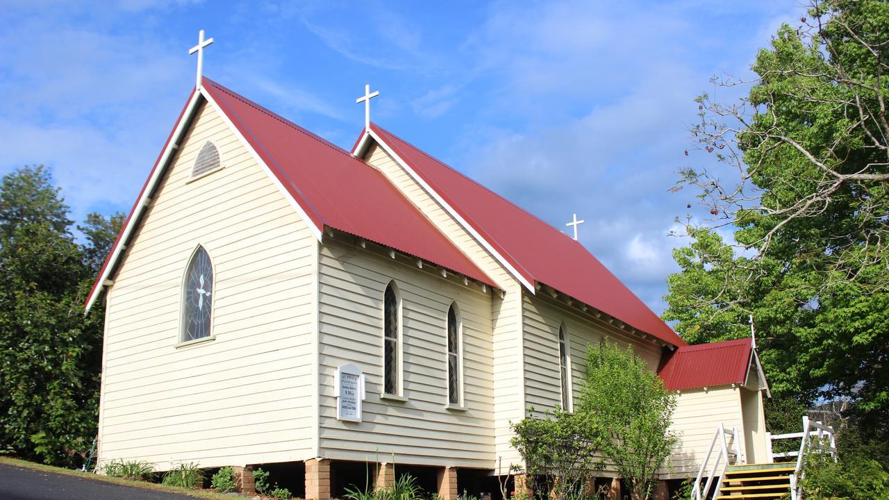 St. Paul's Anglican Church in Coramba. Photo: Tim Jarrett