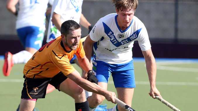 HOCKEY LIVE: BHA Grand final University v Pine Rivers St Andrews