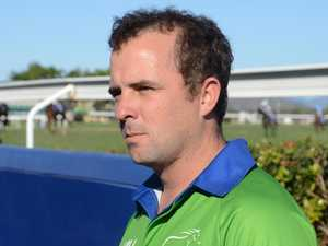 Triple treat for premier trainer at Rocky meeting