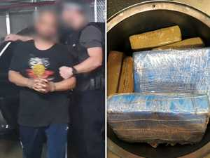 Man took 2 days to unload $65m of cocaine: Police