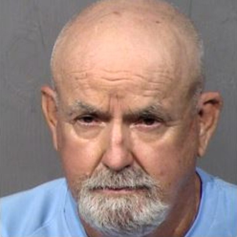 Michael Turney was arrested and charged in August. Picture: Maricopa County Sheriff's Office.