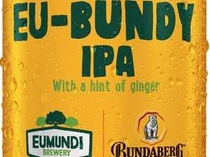 Bundy Rum's brew-tiful new collaboration