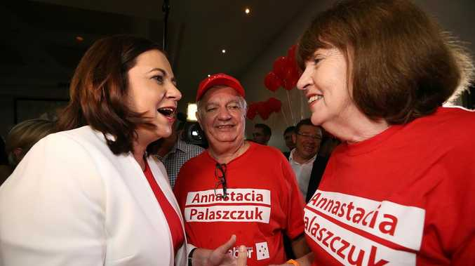 The real Palaszczuk revealed: 'It's been endless work for her'