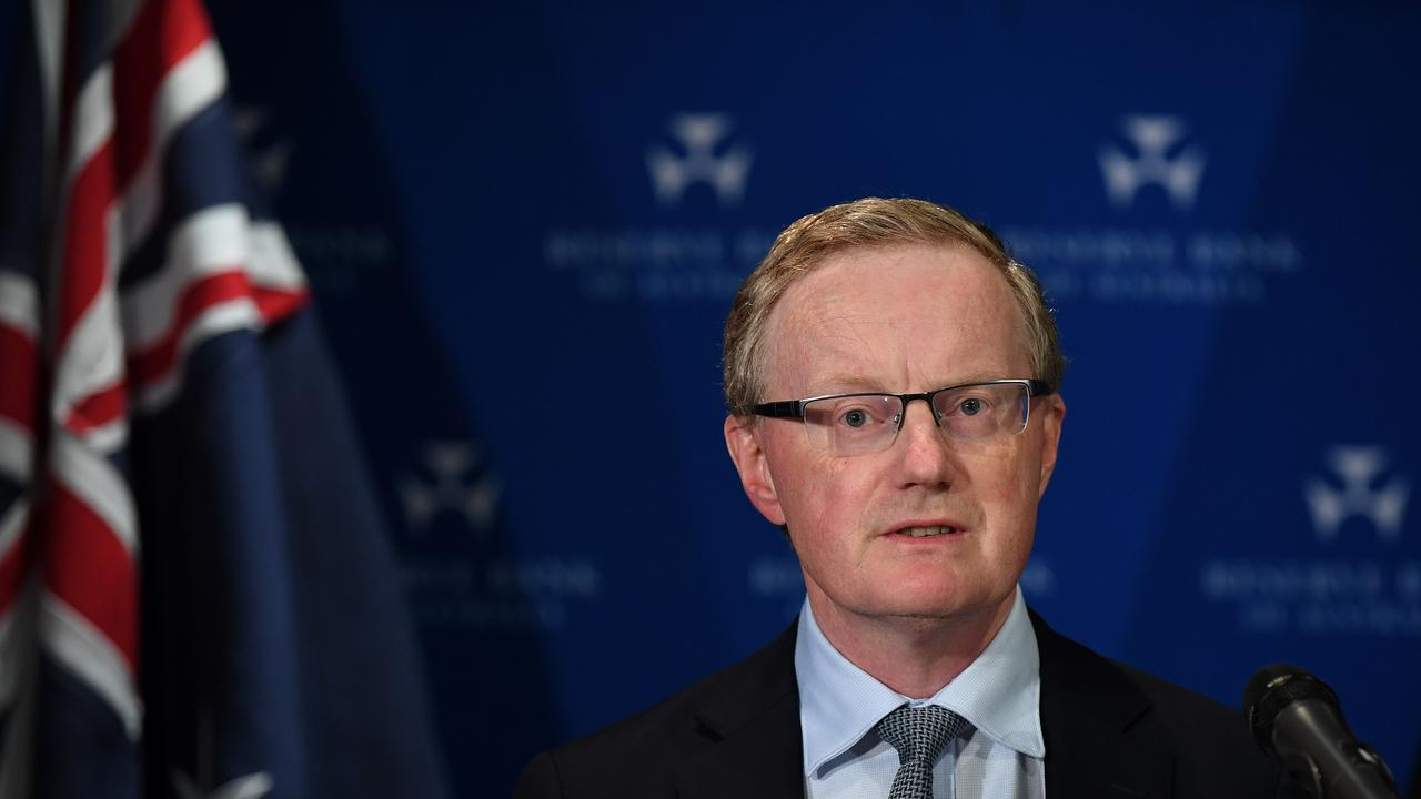 Reserve Bank of Australia Governor Philip Lowe is expected to unveil a small rate cut on November 3. Picture: AAP
