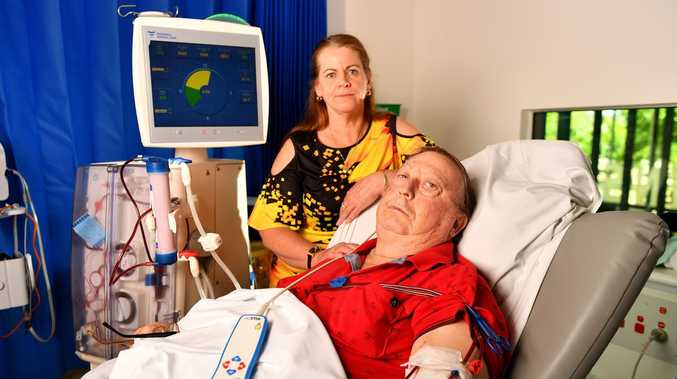 Dialysis or die? Patients face dilemma