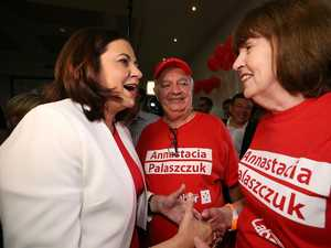 The real Palaszczuk revealed: 'It's been endless work'