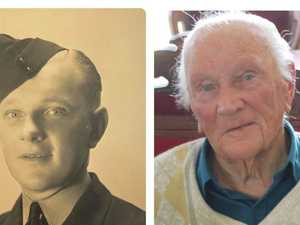 How one of our last WWII vets is being honoured