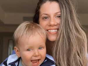 Ablett opens up on son's health battle