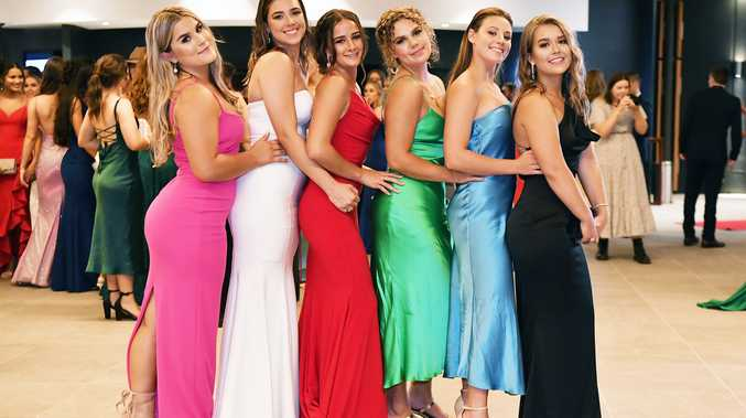 GALLERY: Siena Catholic College students dazzle at formal