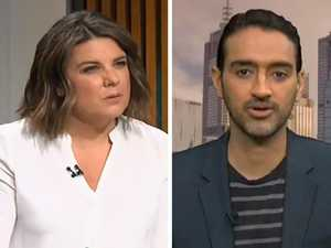 'That's c**p': Host shuts down Waleed