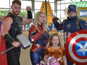GALLERY: Children's fantasy world comes alive in Mackay