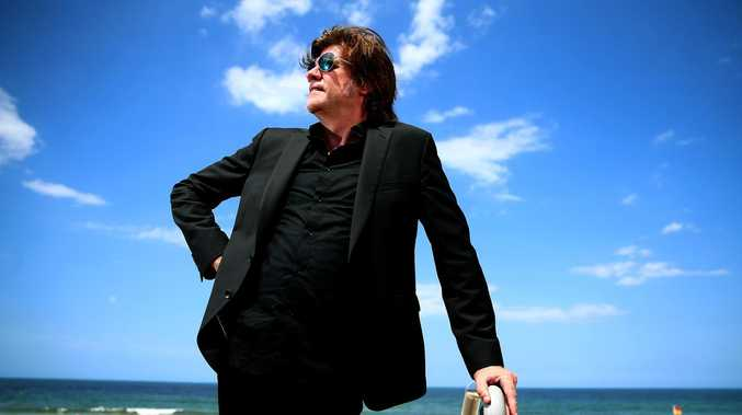 Tex Perkins will take the Man in Black to Bluesfest 2021