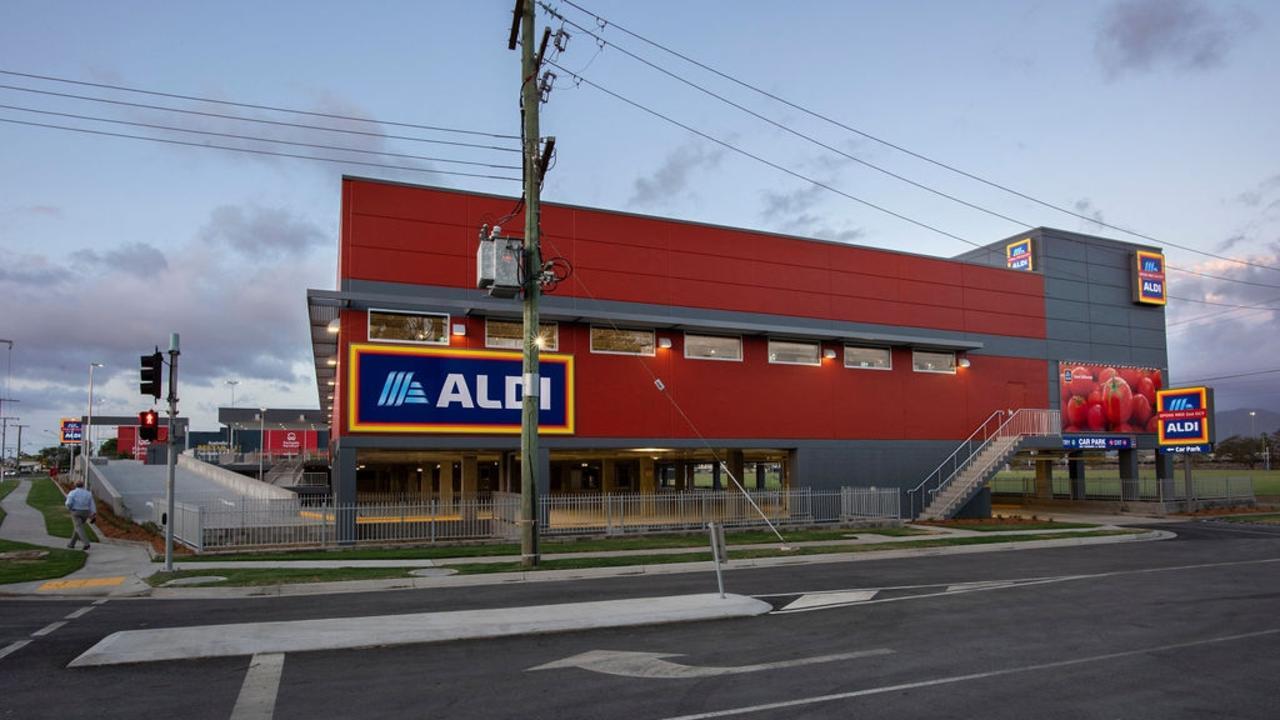 Aldi Allenstown was opened in October 2019.
