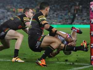 Panthers' fairytale run ends in chaotic grand final