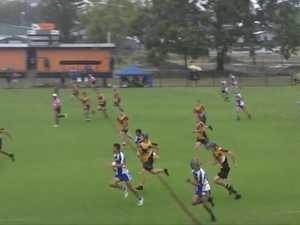 South Burnett Eagles vs Sunshine Coast Bunyas U15s