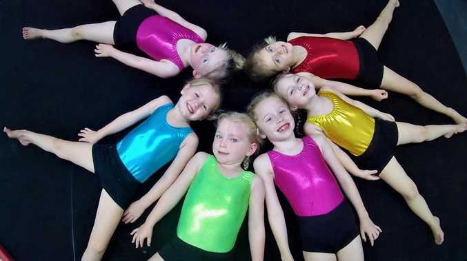 New club trains next generation of professional gymnasts