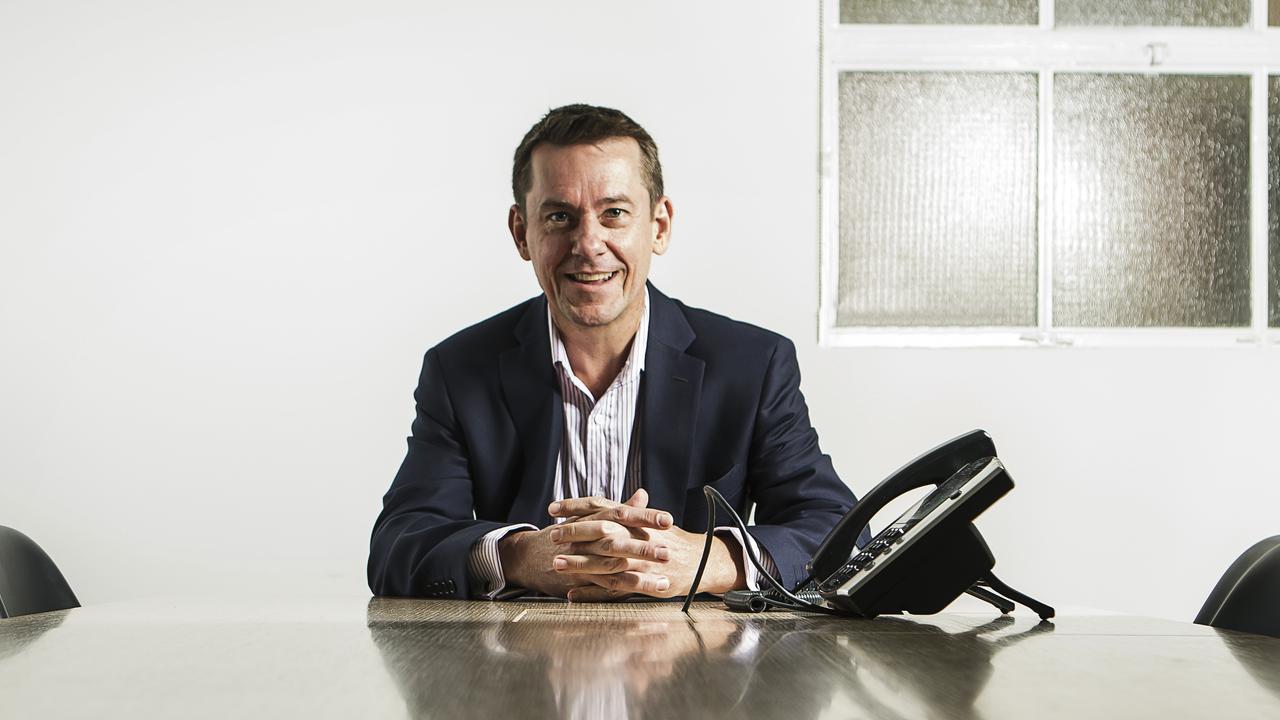 Liquidator David Stimpson of SV Partners.