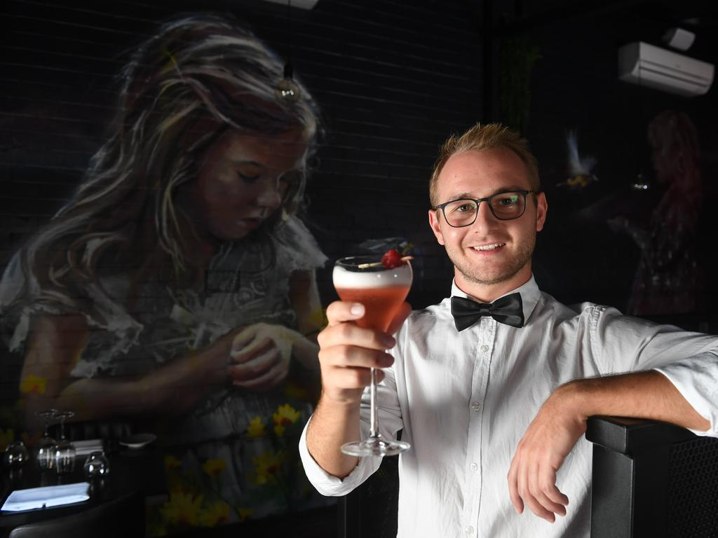 Restaurant manager Howard Johnson from the Loft in Lismore which won our readers vote for best eatery in Lismore and Ballina.