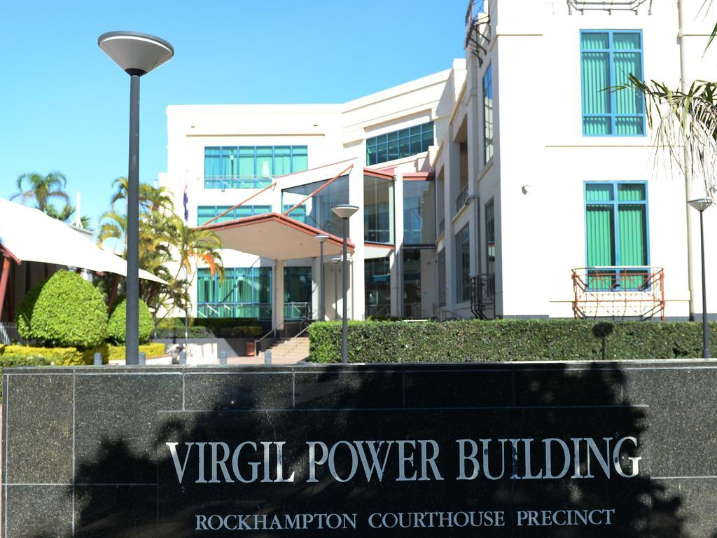 Rockhampton Court. Photo: Chris Ison / The Morning Bulletin