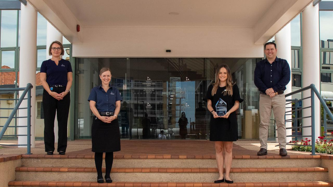 Gladstone Regional Council CEO Leisa Dowling said it was exciting to win the Asset Management Diversity Award given the calibre of competition on show at the awards.