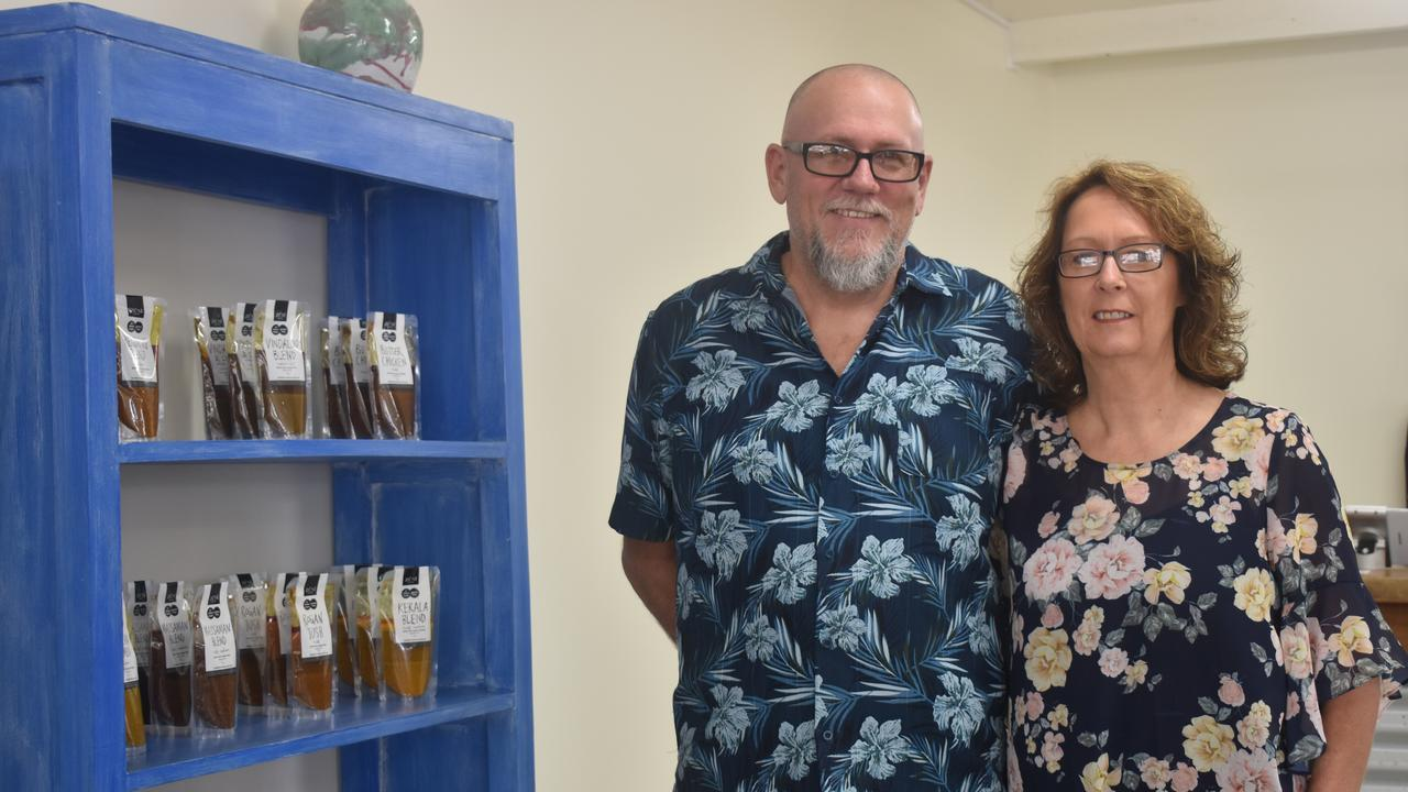 PLANT-BASED: Marcus and Sharon Hiesler are opening the Planetarian.