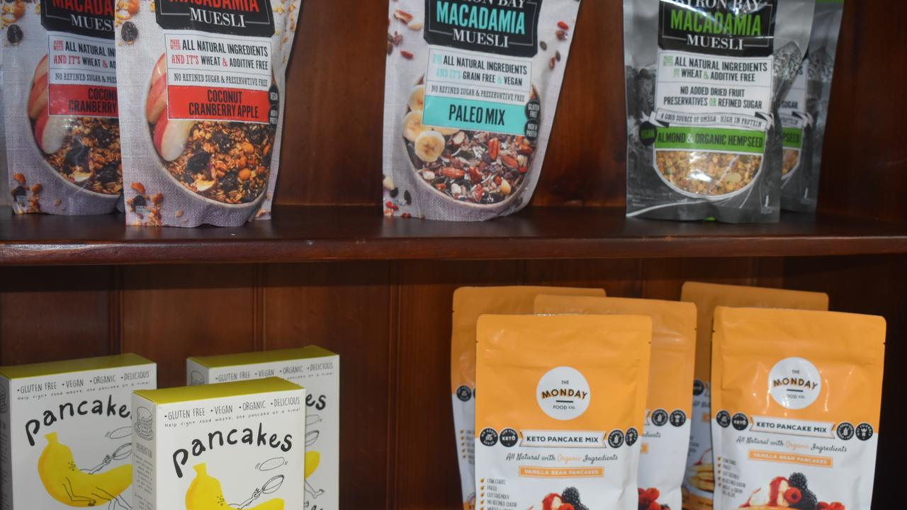 The Targo St business will stock a wide range of plant-based foods, including vegan custards, sauces, spices, ravioli and dairy-free cheeses and meats.