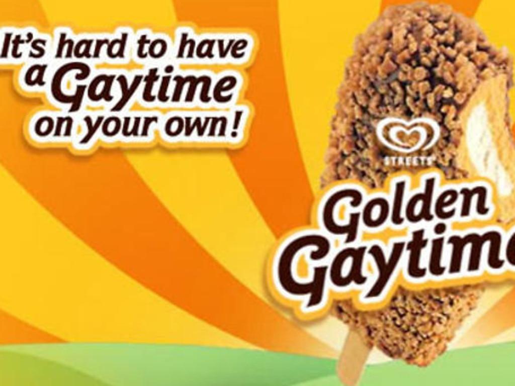Golden Gaytime.
