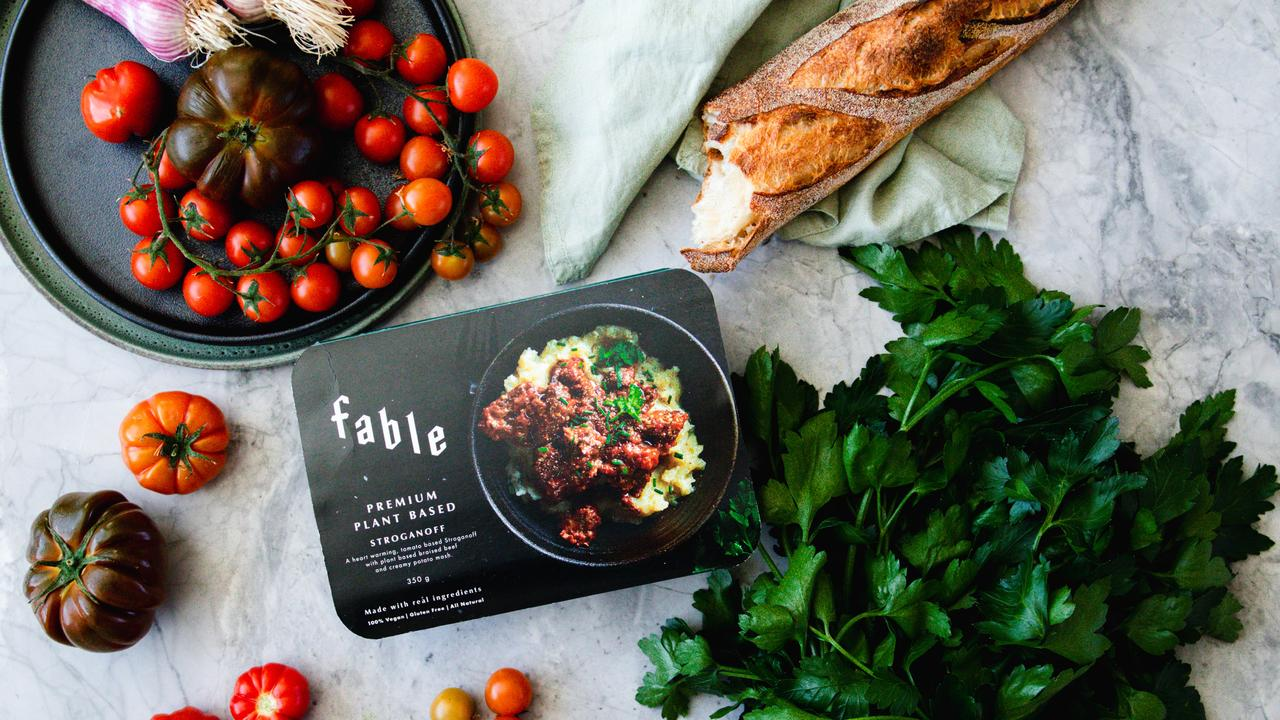 The idea for Fable came from experimenting with plant-based whole foods including mushrooms.