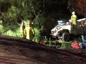 Teenager airlifted to Brisbane in serious condition