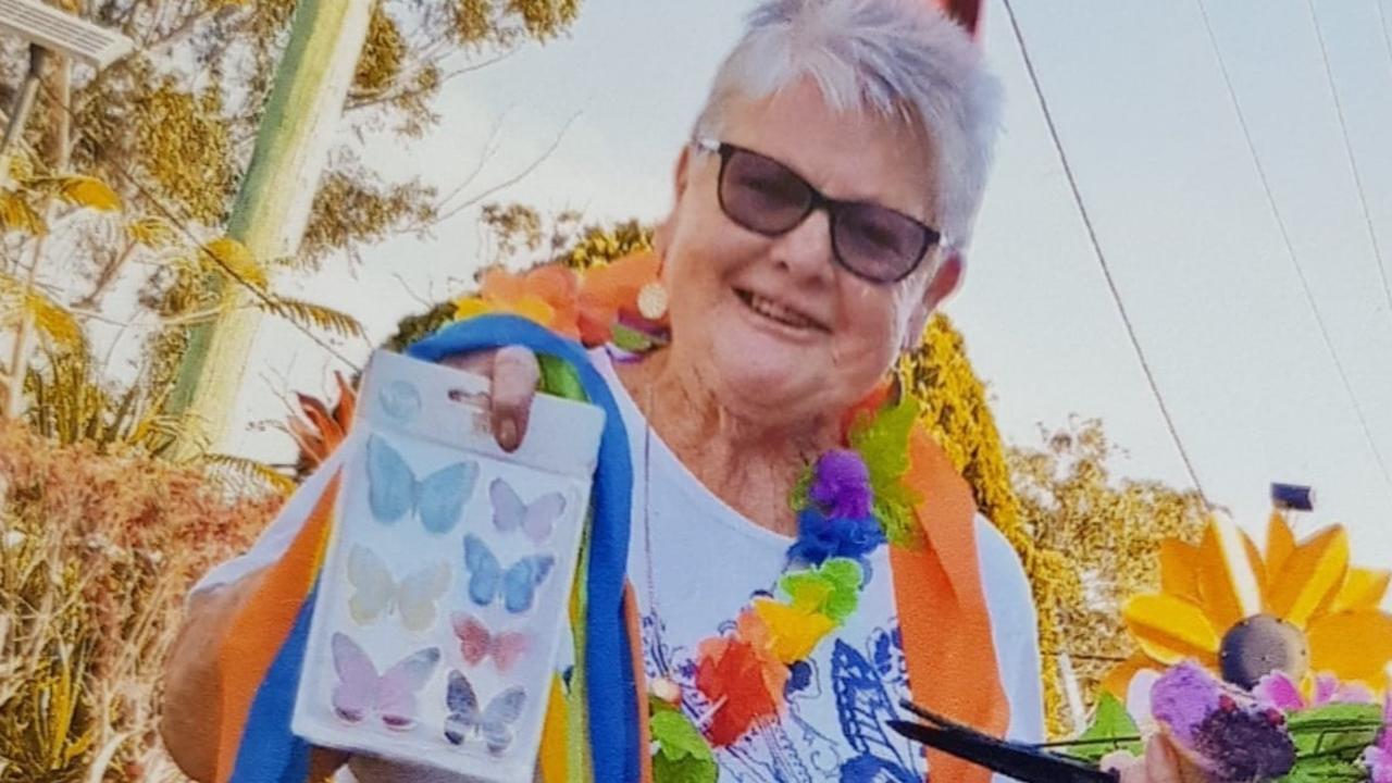 Pamela Davis was last seen leaving her home at Nambucca Heads on Friday October 23.