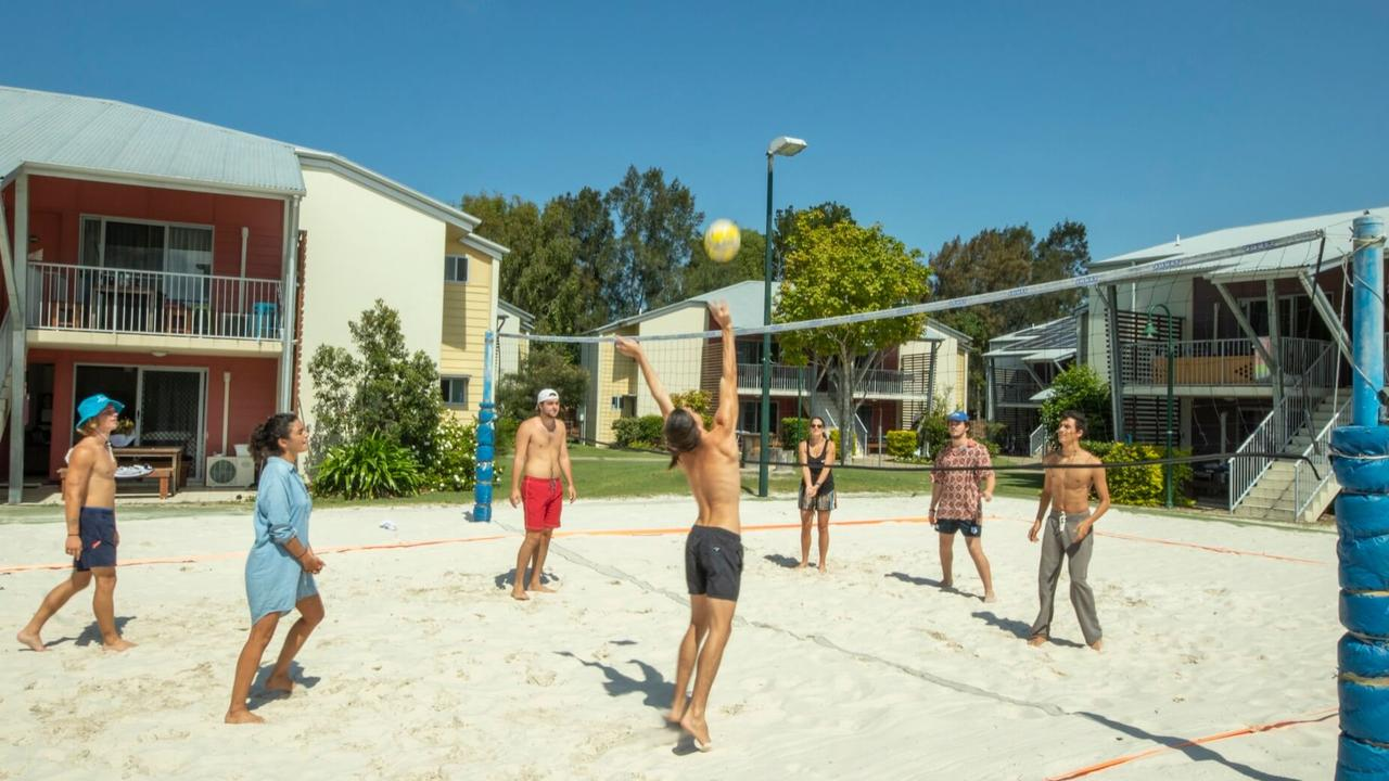 A Sunshine Coast university accommodation provider is offering free rent to entice local students.
