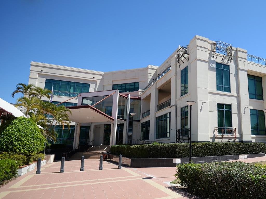 Rockhampton Courthouse.
